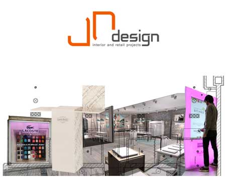 diseño de espacios comerciales Madrid