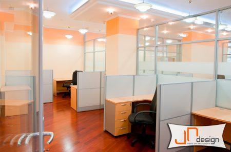 diseño espacios de oficina Madrid