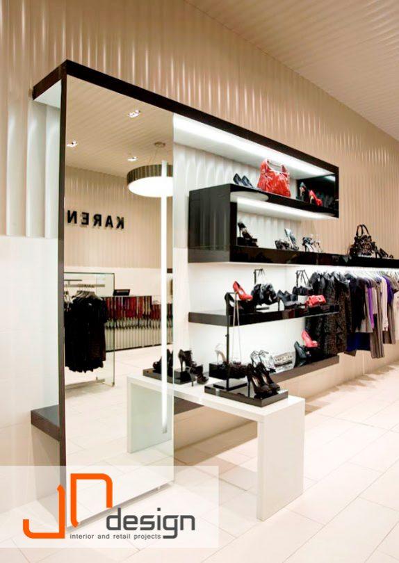 diseñadores de interiores de tiendas