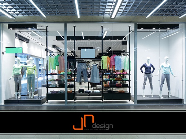 diseño corporativo de locales comerciales