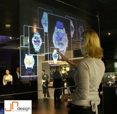 espacio comercial tecnológico Madrid